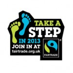 take-a-step fairtrade 2013